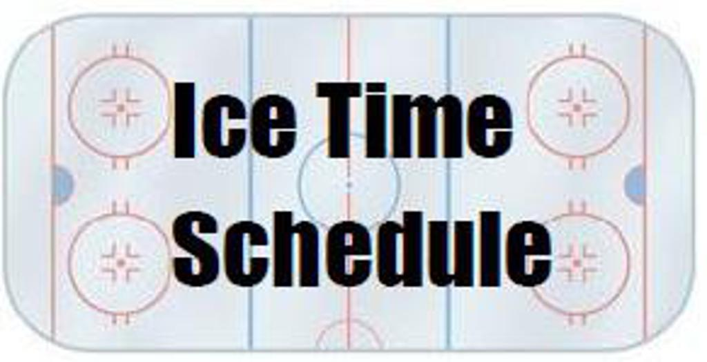 Public Notice – Ice Arena Closing on Sundays.