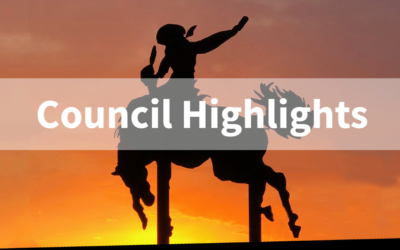 October 20 Council  Highlights