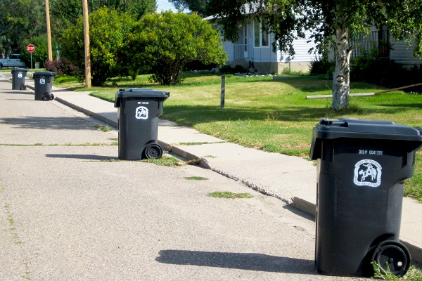 Canada Day Garbage Collection – Thursday, July 2