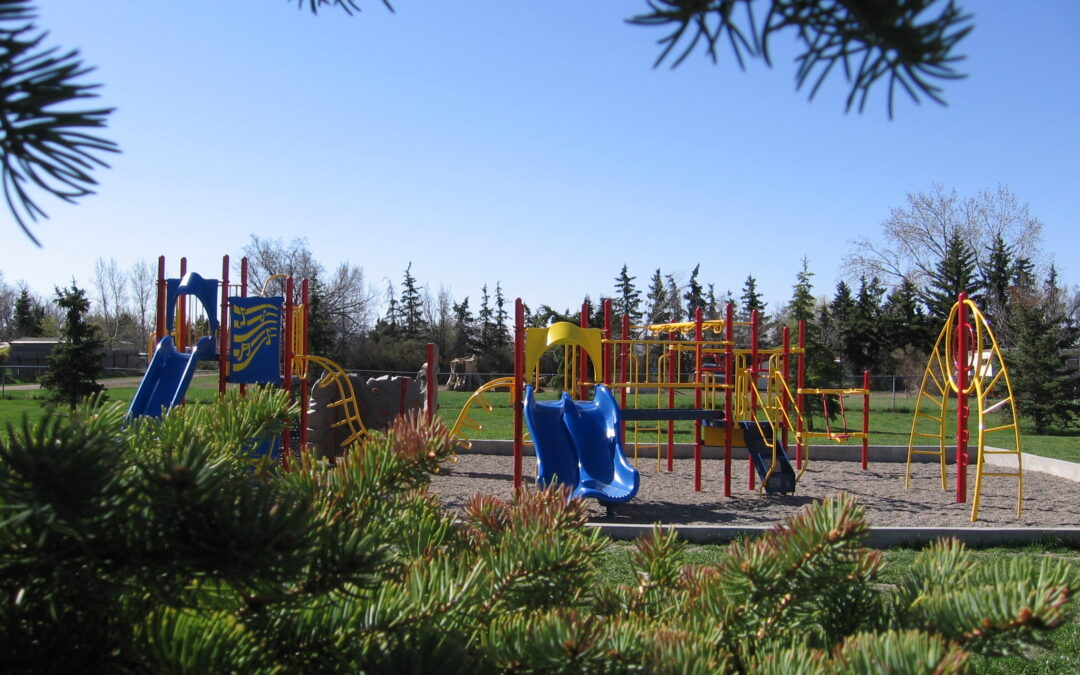 Playgrounds Re-Open Today! (Wednesday, May 27, 2020)