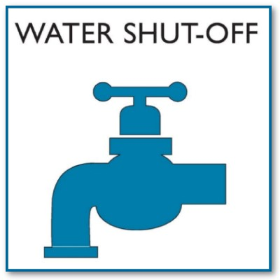 Water Shut-Off