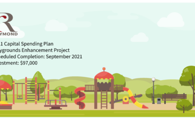 2021 Capital Spending Plan – Playground Enhancement Project