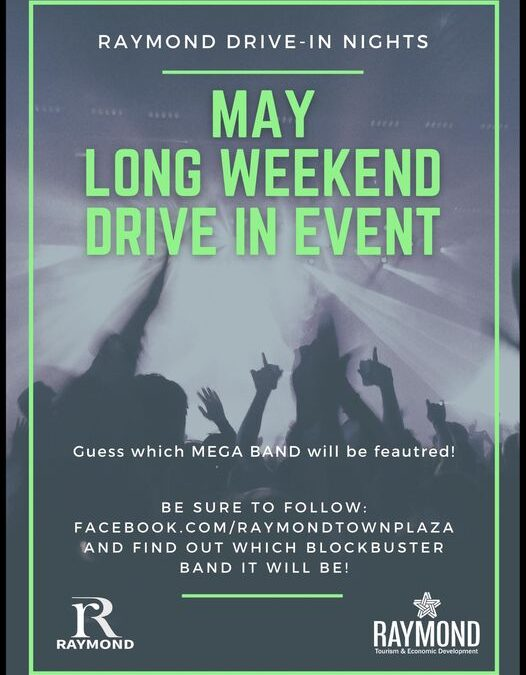 2021 Drive-In Concert Series is Back!