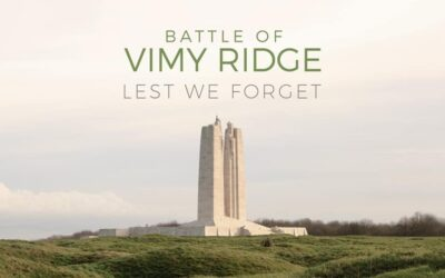 Vimy Ridge Day – April 9, 2021