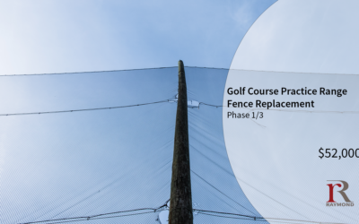 2021 Capital Spending Plan – Hells Creek Golf Course Driving Range Fence Replacement