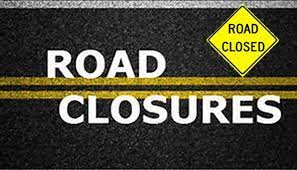 Road Closure Notice – 100S from 250W to 400W