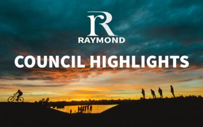 Council Highlights – September 7, 2021